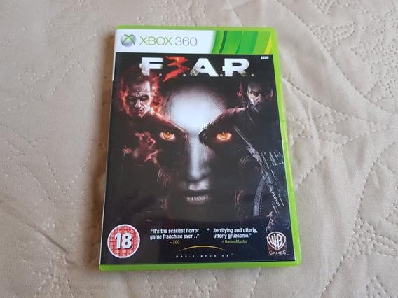 Fear 3 Xbox 360 Mídia Física Original