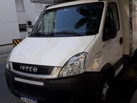Iveco Daily 7016 Impec 43mil Kmts Real Con Trabajo Excelente