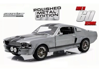 Shelby Mustang 1967 Eleanor Metal Edition 1:18 Greenlight