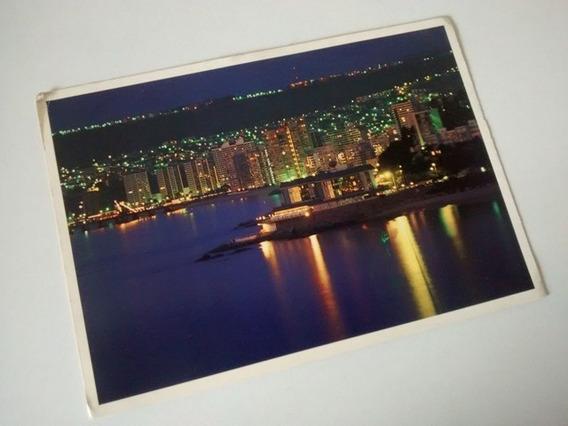 Tarjeta Postal Viña Del Mar Chile Sin Uso Decada 90