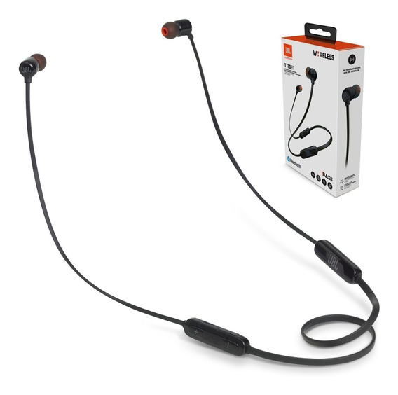 Fone De Ouvido Jbl T110bt Bluetooth T110 Bt Com Microfone