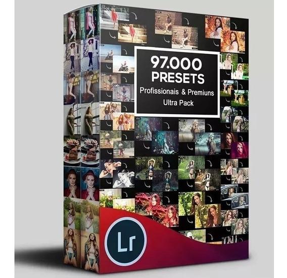 Lightroom Coleção 97.000 Presets Profissionais + Brindes