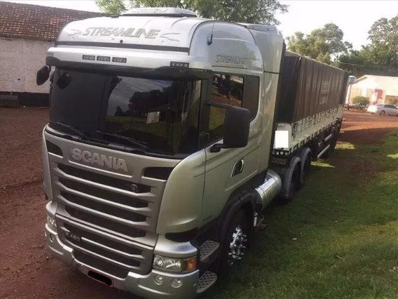 Scania R480 6x4 Ano 2013 Bitrem 30.390,00