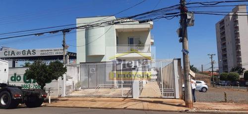 Sobrado Com 4 Dormitórios Para Alugar, 390 M² Por R$ 10.000,00/mês - Vila Menuzzo - Sumaré/sp - So0966