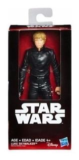 Muñeco Luke Skywalker Star Wars Hasbro Orig 15cm Armonyshop