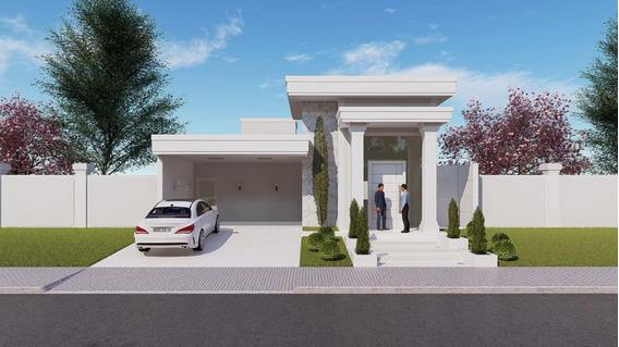 Casa Para Venda Em Volta Redonda, Jardim Normândia, 3 Dormitórios, 3 Suítes, 5 Banheiros, 4 Vagas - 192_2-1059412