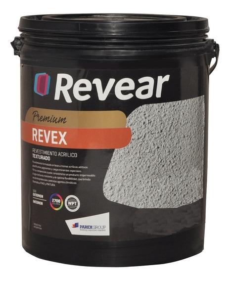 Revear Revex Revestimiento Acrilico Int/ext 25kg Rex