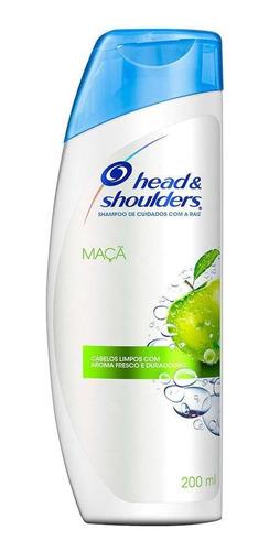 Shampoo Head & Shoulders Anticaspa Maçã Feminino 200ml
