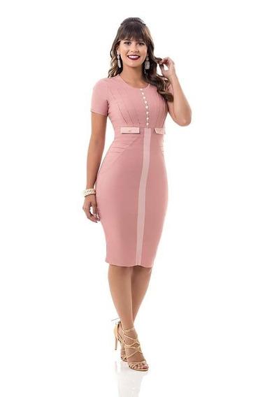 Lindo Vestido Evangelica Cod#indi