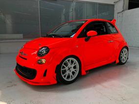 Fiat 500 1.4 3p Abarth 5vel Qc Piel R 17 Mt