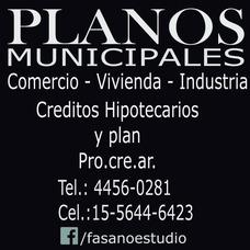 Arquitecto, Planos Municipales, Maestro Mayor De Obras, Arba