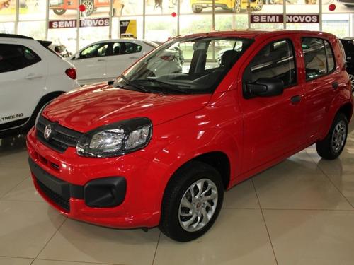 Fiat Uno 1.0 Attractive Flex Manual 5p 2020 0km