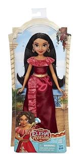 Muñeca Elena De Avalor Original Disney Hasbro Princesas