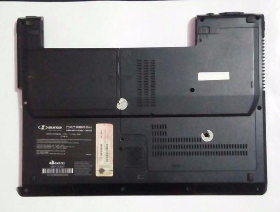 Carcaça Inferior Notebook Buster Hbnb-1402 -200