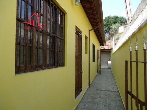 Casa A Venda No Bairro Jardim Corcovado Em Campo Limpo - 1093-1
