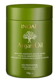 Inoar Óleo De Argan - Máscara De Tratamento Intensivo 1kg