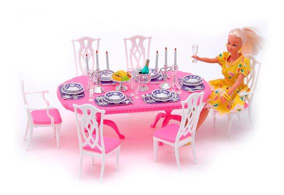 Juguetes El Comedor Para Muñecas - Gloria