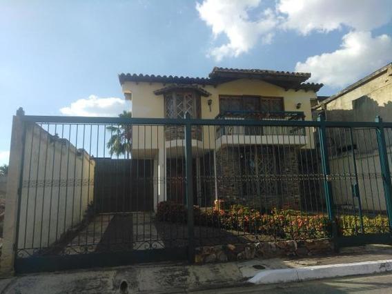 Casa En Venta Nueva Segovia Lara 20 1311 J&m 04121531221