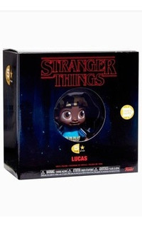 Funko Pop Stranger Things 5stars Lucas Nuevo Magic4ever
