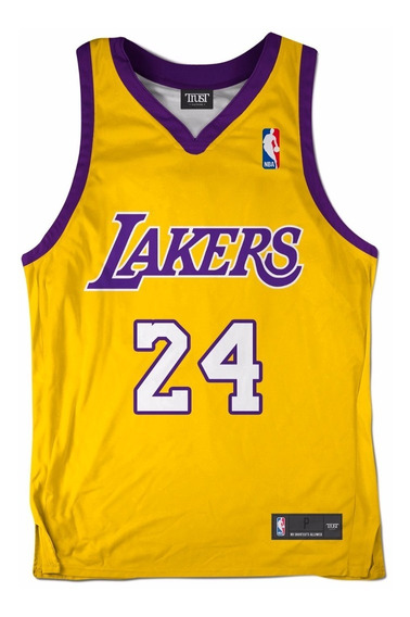 Regata Basket Kobe Bryant Los Angeles 24 Esporte Basquete