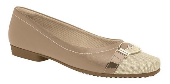 Sapato Sapatilha Feminina Piccadilly 251077-2