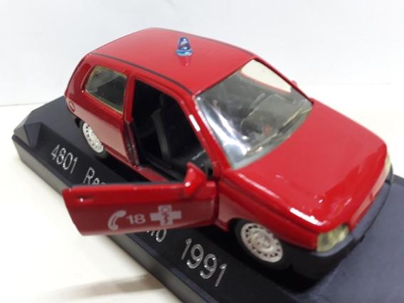 Solido France 1/43 Renault Clio Medico De Bomberos 1991
