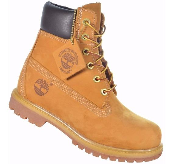 Bota Da Timberland Boot Yellow Masculina / Feminina + Frete