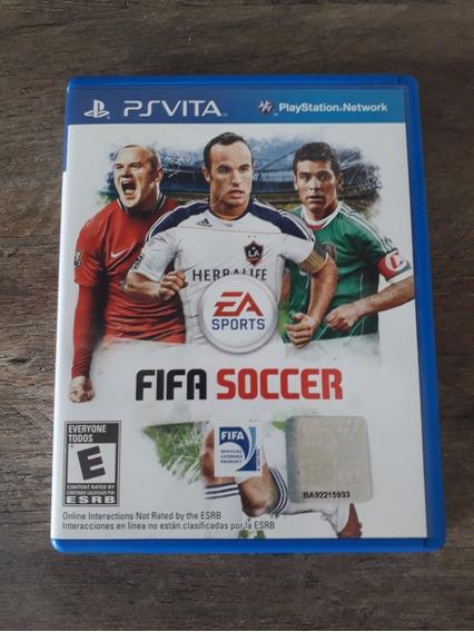 ((( Frete R$ 9.90 ))) Fifa Soccer Futebol Psvita Ps Vita