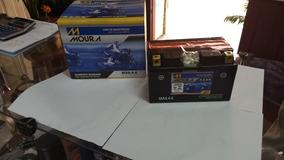Bateria Moura Mod. Ma8,6-e Hornet 2008 A 2013 Novo