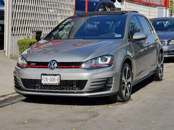 Golf Gti 2017 Factura De Agencia Repromacion Impecable!!