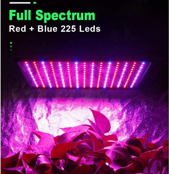 Painel Led Grow Super Chip 150w Modelo 2020 Full Spectrum!