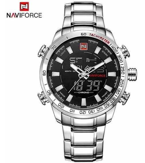 Relógio Naviforce 9093 Varias Cores E Todos Com Caixas!!!