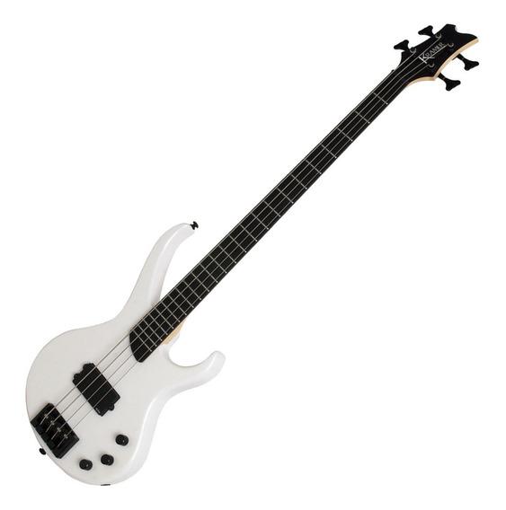 Kramer Disciple Bass Bajo Activo 4 Cuerdas Mic Emg