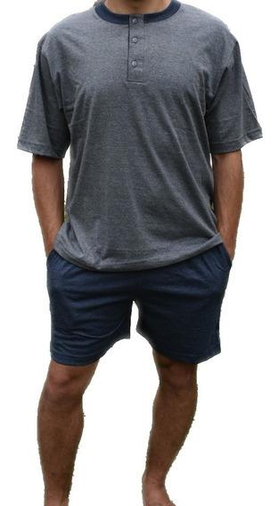 suave c/ómodo de secado r/ápido pijama corto pijama para tiempo libre Pijama corto para hombre verano pijama corto pantal/ón para hombre Bascar sudadera