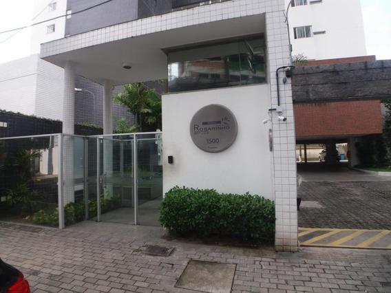 Apartamento Com 2 Quartos Para Alugar, 55 M² Por R$ 2.000/mês - Rosarinho - Recife/pe - Ap1933