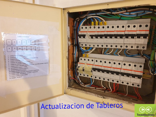 Tecnico Electricista Camaras Porteros Wifi Fibra Optica