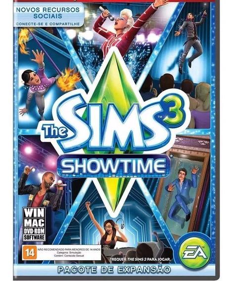 Pacote De Expansão The Sims 3 Showtime