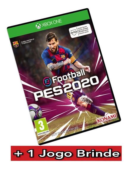 Pes 2020 Xbox One Digital + Brinde