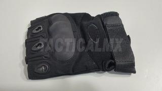 Guantes Tipo Táctico/militar Gotcha Talla M Negro