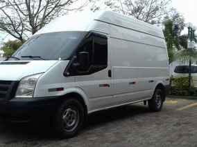 Ford Transit 2.4 Furgão Longo Turbo Diesel 3p Manual