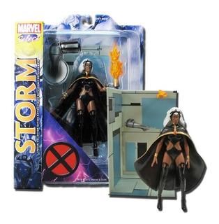 Figura Storm Marvel Super Heroes Diamond Select Tormenta