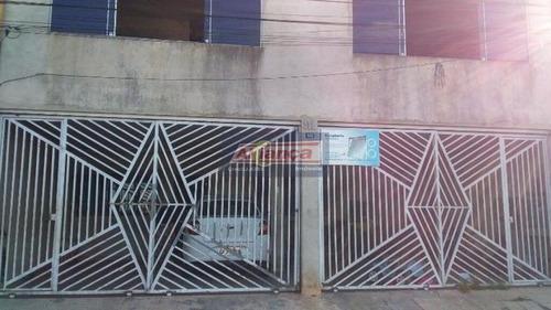 Casa Com 8 Dormitórios À Venda, 250 M² - Jardim Presidente Dutra - Guarulhos/sp - Ai14825