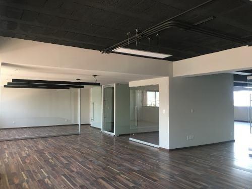 Oficina Renta Moliere 250 M2 Nueva