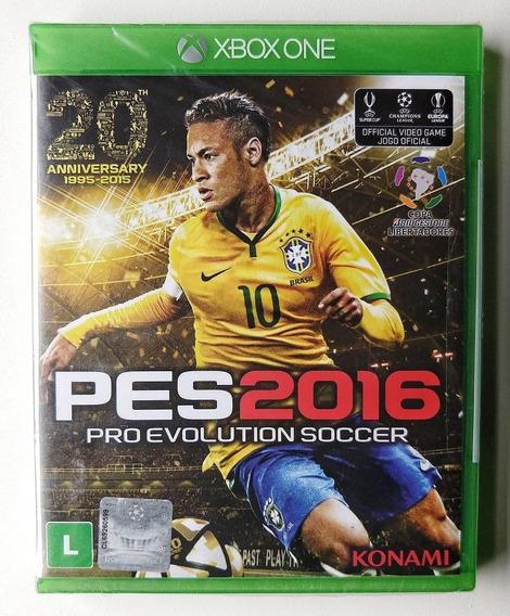Pro Evolution Soccer 2016 - Pes 16 Xbox One Mídia Física
