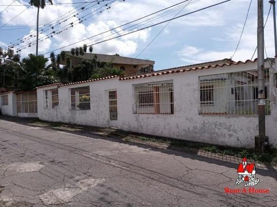 Casa En Venta Urb. El Limón- Maracay 20-3204hcc