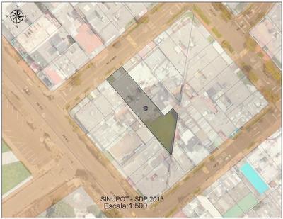 Excelente Lote Para Construir Sector El Campin Hasta 4 Pisos
