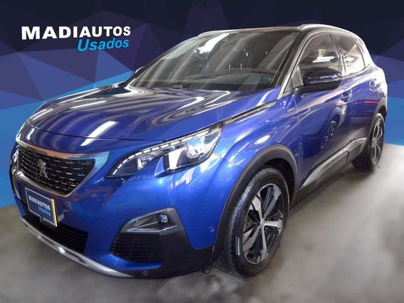 Peugeot 3008 Gt Line 1.6 T Aut. Gasolina 4x2 2019