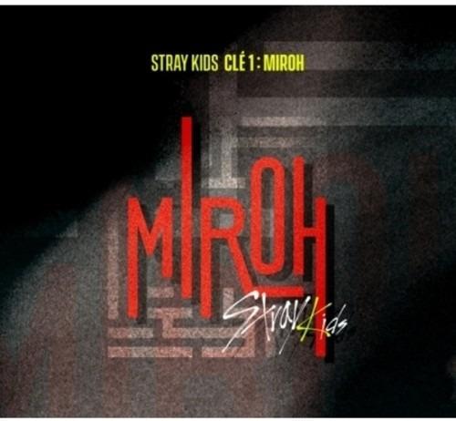 Stray Kids Cle 1 Miroh (mini Album) Cd Kr Imp