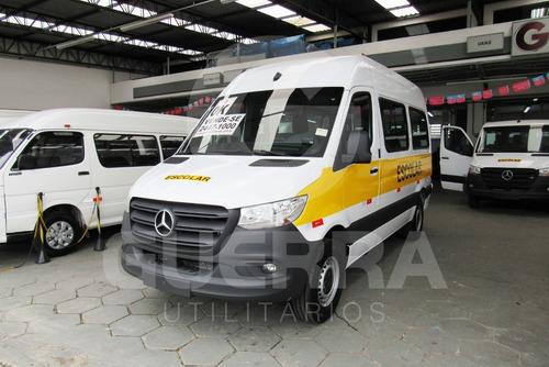Mercedes-benz Sprinter 416 T.a. Longa 2020/2021 20 Lugares