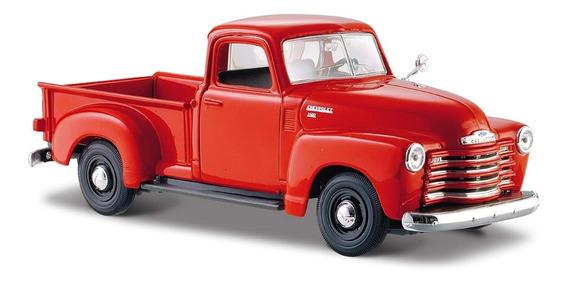 Maisto 1950 Chevrolet 3100 Pickup Escala 1:25 Playking